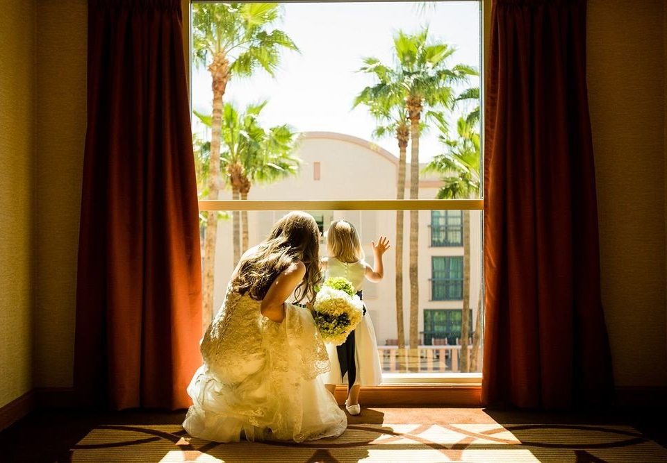 curtain photograph wedding ceremony bride dress mansion