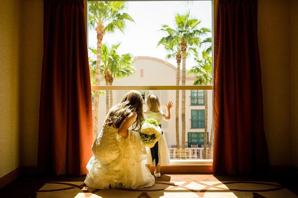 curtain photograph wedding ceremony bride dress mansion