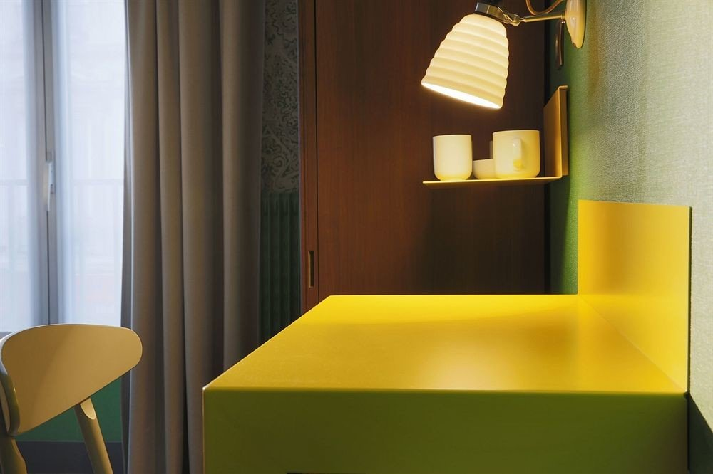 color yellow light house lighting bright
