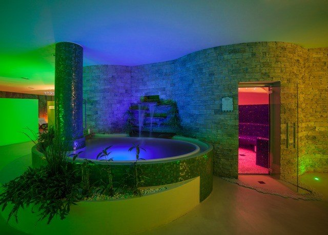 swimming pool bright laser