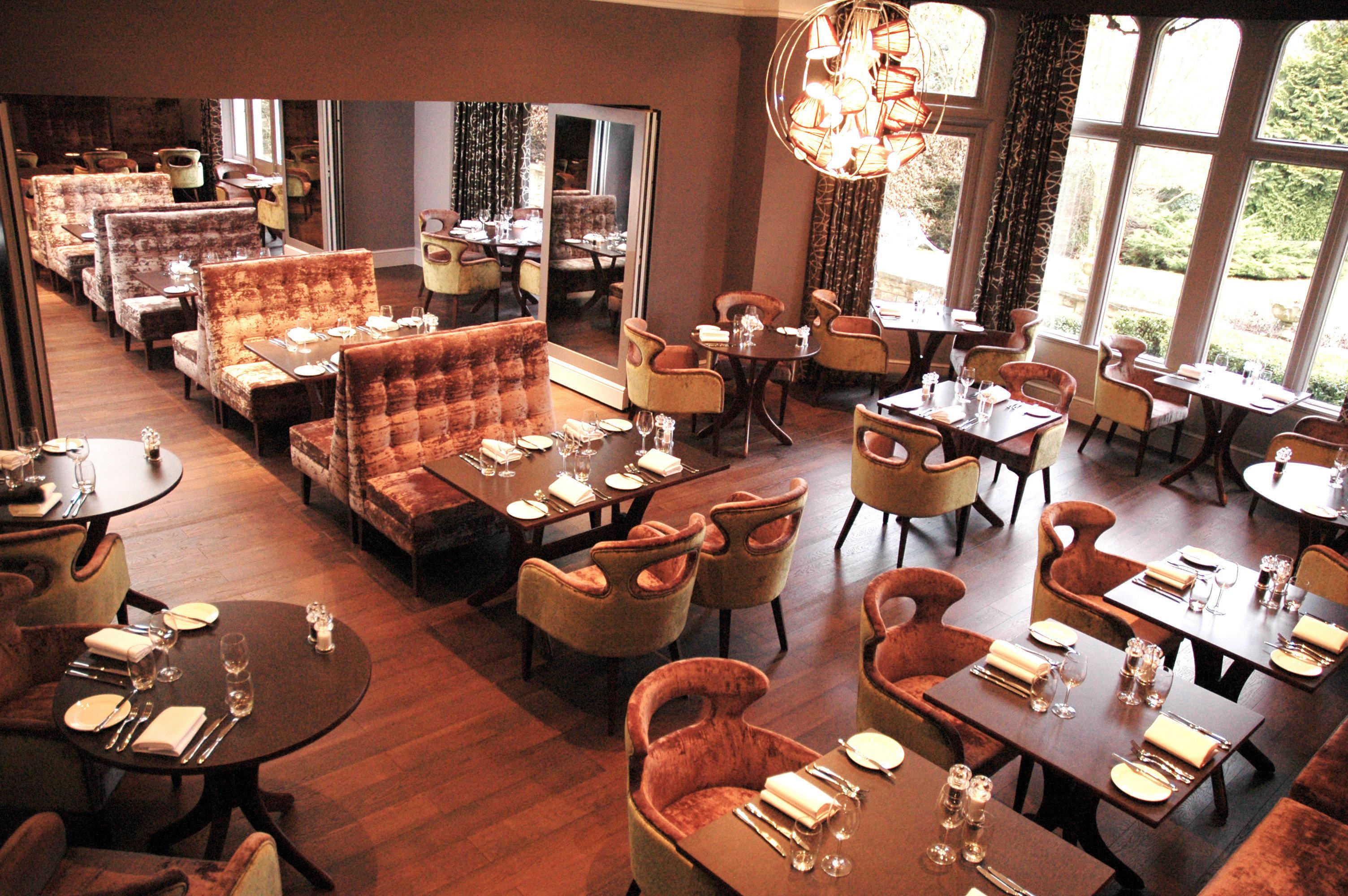 restaurant café brunch buffet coffeehouse leather