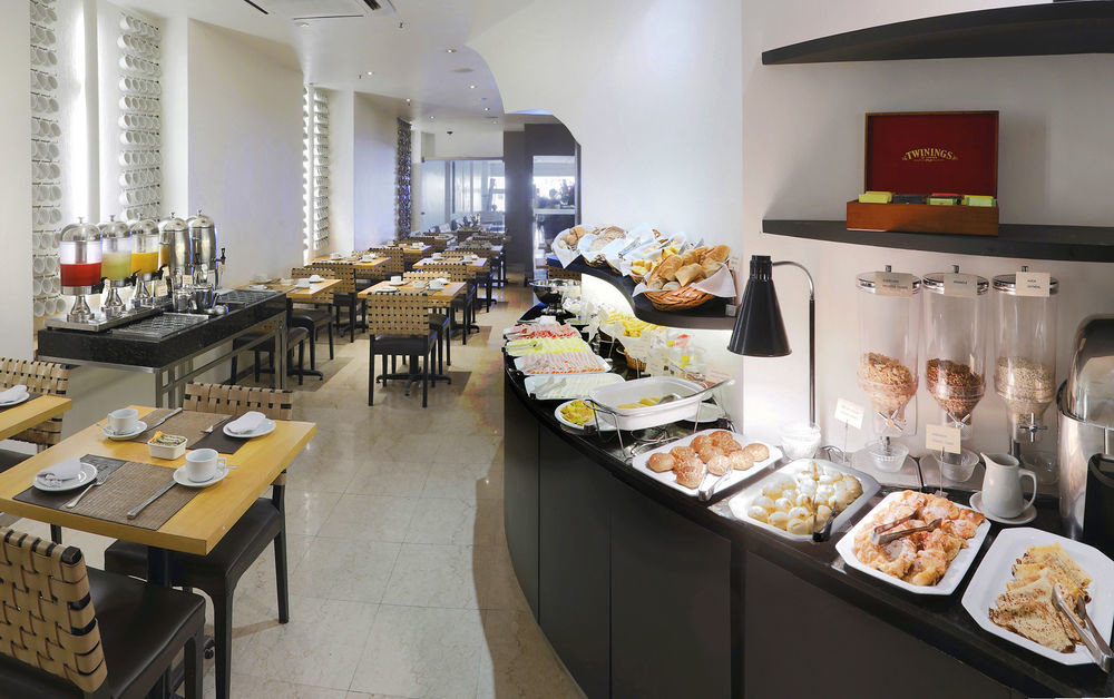 food restaurant buffet cafeteria brunch counter