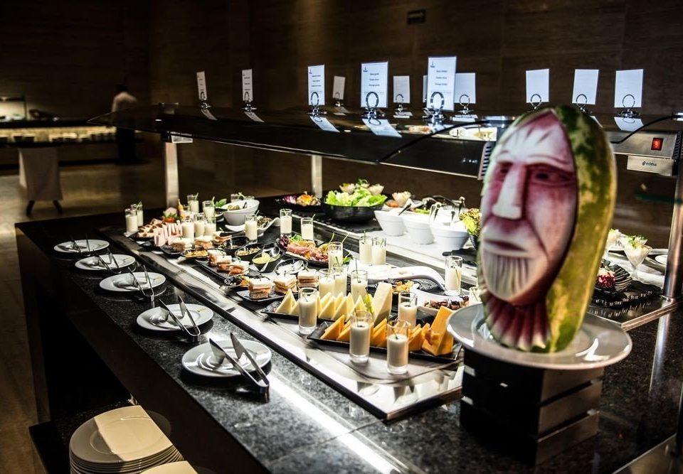 food counter buffet restaurant brunch sense sushi