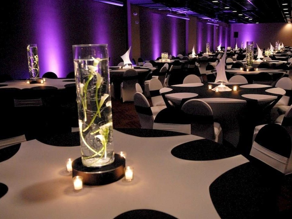Budget Business Dining Drink Eat function hall banquet restaurant lighting convention ballroom meeting