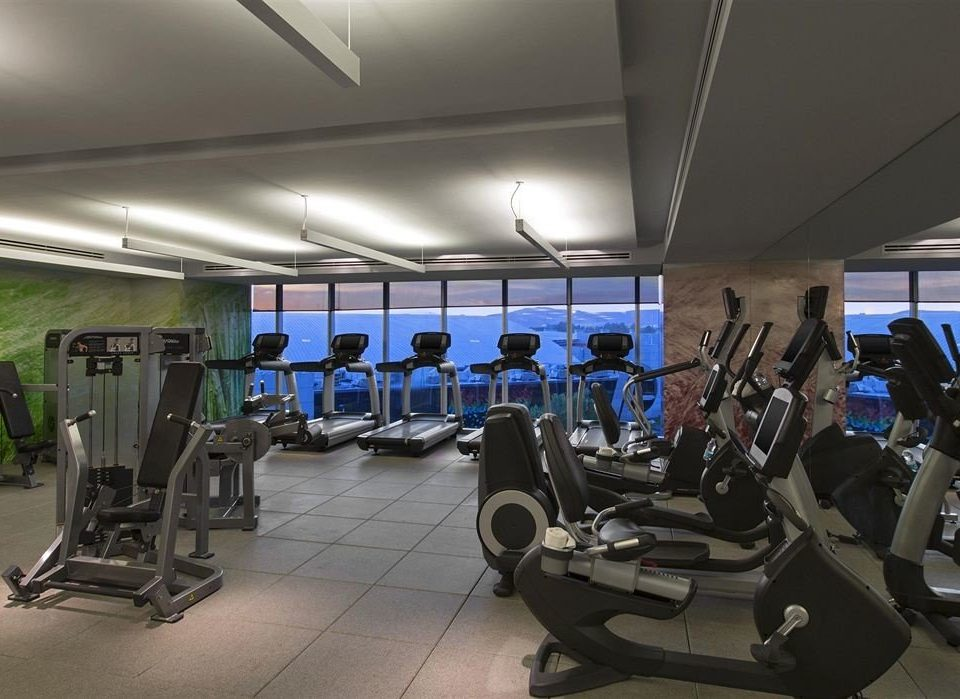Budget Business Fitness Modern structure gym sport venue