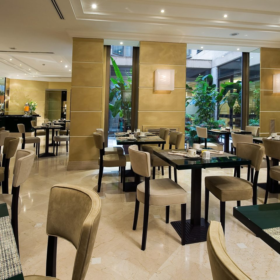 Budget City Dining chair restaurant Lobby café cafeteria function hall convention center food court