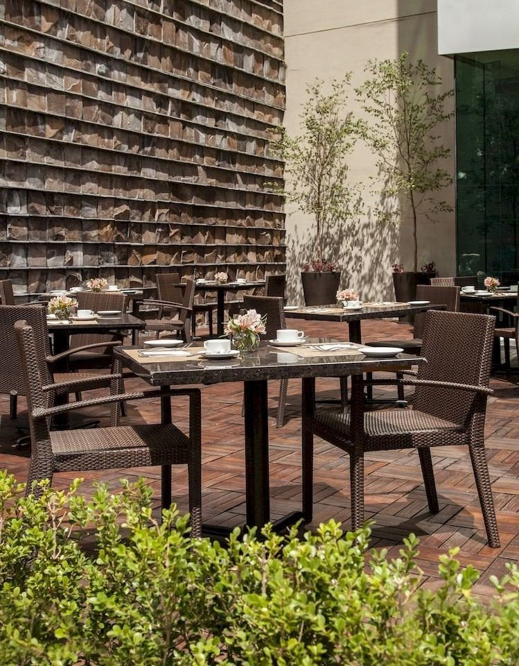 Budget Dining Drink Eat Modern Patio man made object chair backyard Courtyard outdoor structure home brick dining table