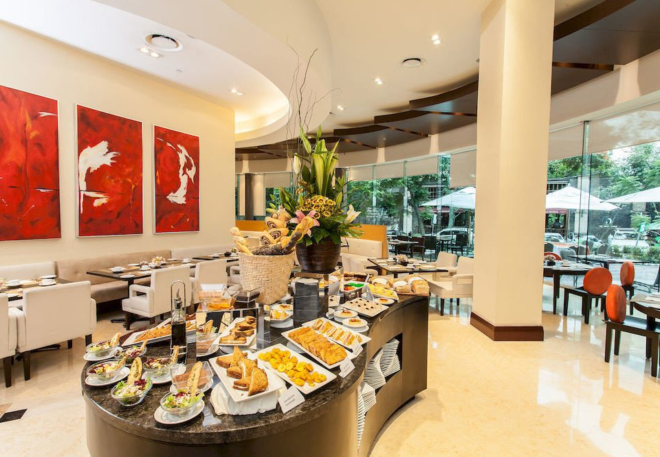 Budget Dining Drink Eat Modern restaurant cafeteria café Lobby food court food buffet fast food restaurant retail counter