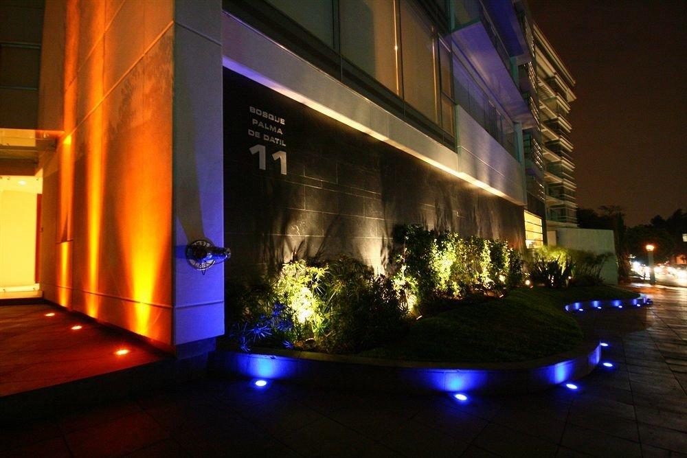 Budget Exterior Modern night light lighting landscape lighting