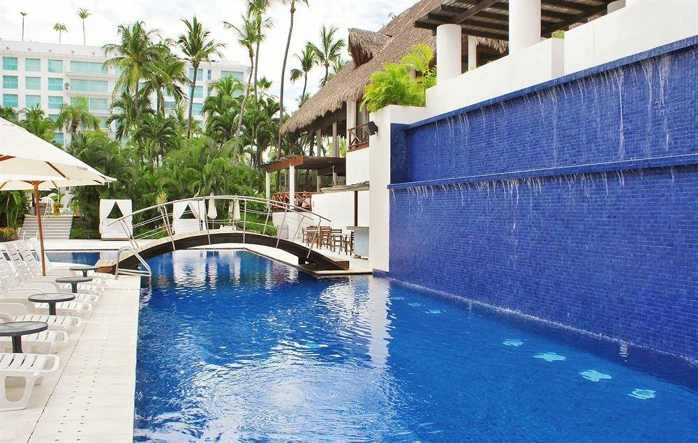 Budget Family Pool Resort Tropical building water swimming pool leisure property condominium Villa backyard swimming