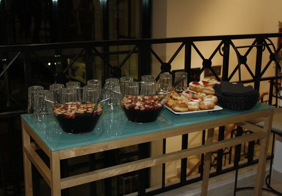 restaurant food buffet dining table