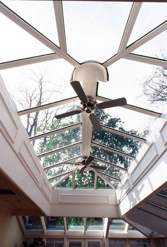 building daylighting lighting ceiling fan symmetry