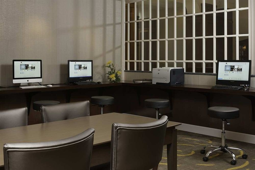 chair office building conference hall waiting room living room classroom