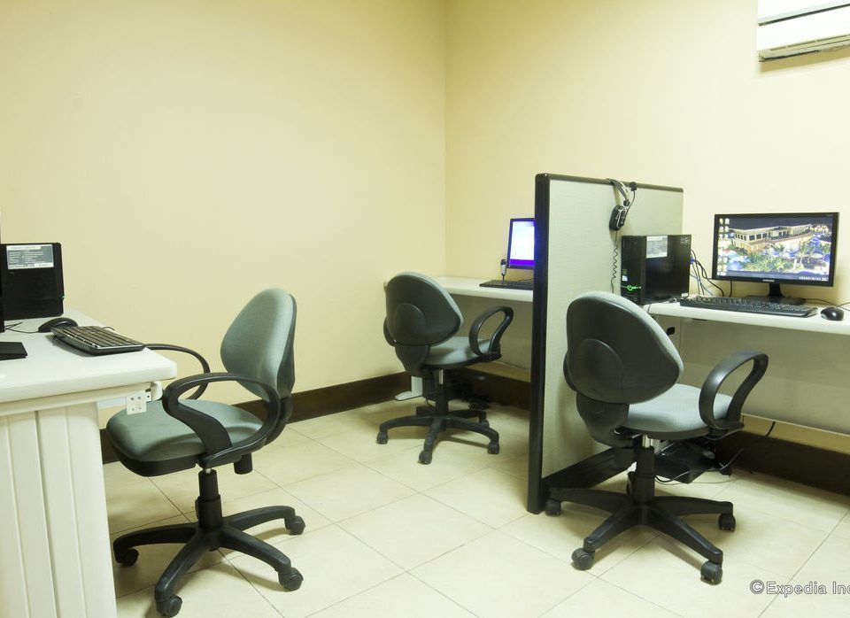 desk chair property building office waiting room clinic hospital