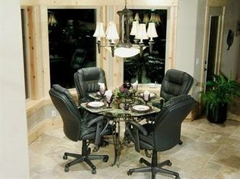property living room building home office cottage condominium chair dining table cluttered