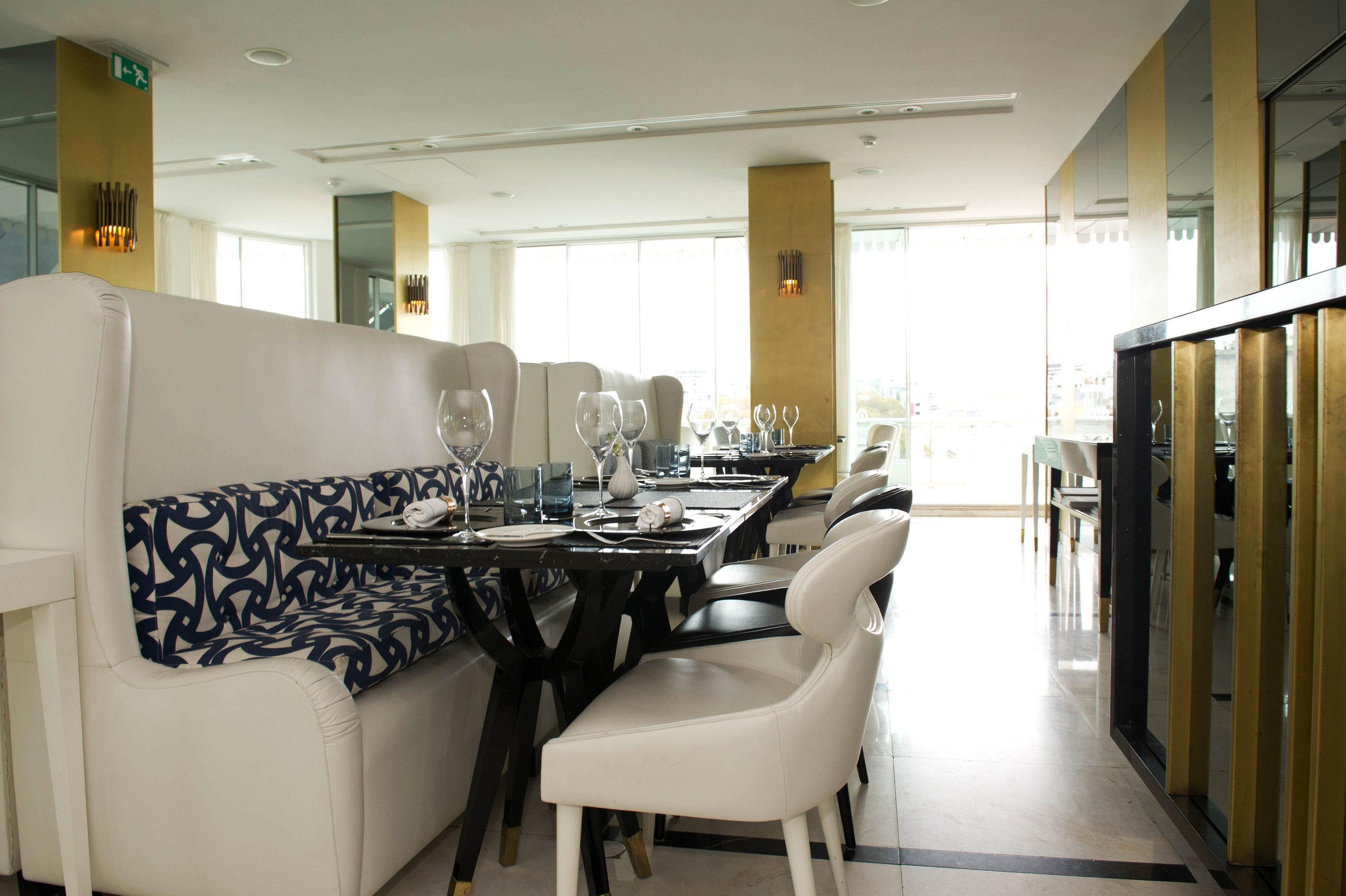 property chair building restaurant condominium