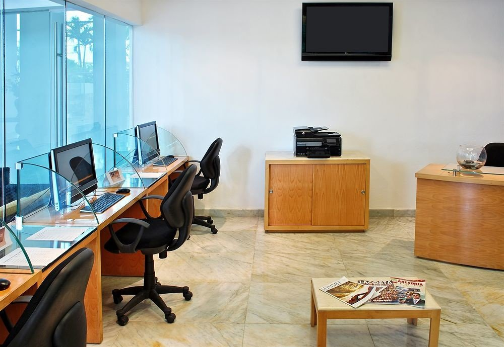 office desk property chair building home living room