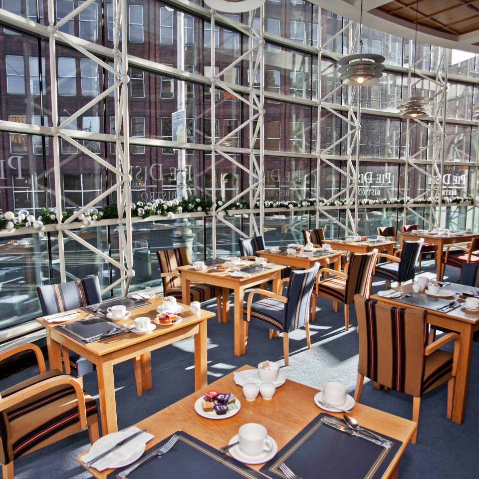 chair building restaurant