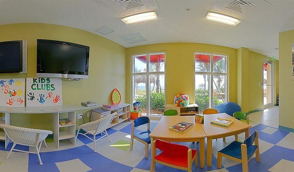 kindergarten property building classroom waiting room