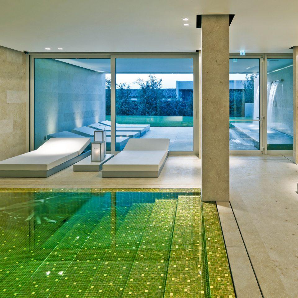 property swimming pool building condominium flooring daylighting