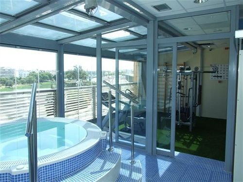 building property swimming pool leisure centre condominium daylighting outdoor structure