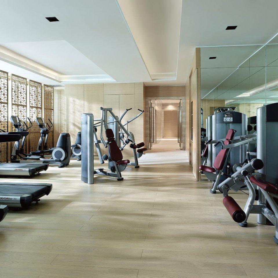structure property gym sport venue building condominium flooring