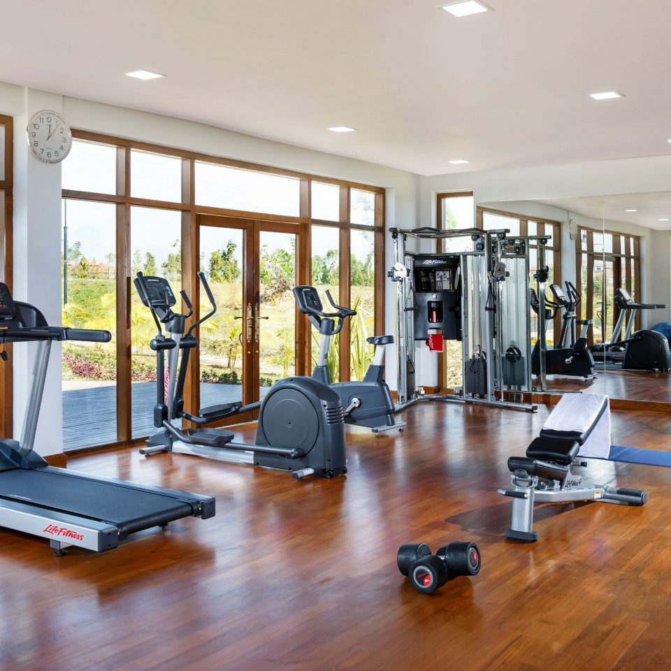 structure gym building sport venue physical fitness condominium hard