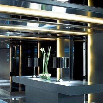 property building lighting condominium