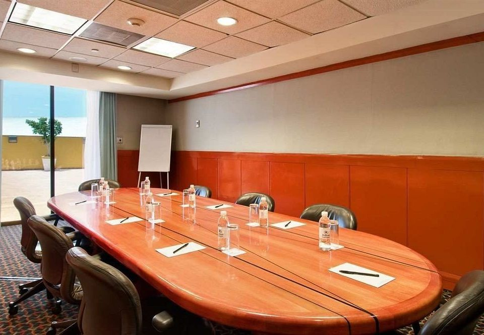conference hall building meeting function hall recreation room orange conference room