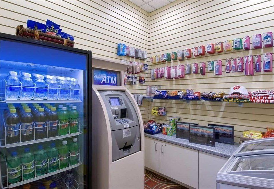 building convenience store retail supermarket machine public transport counter grocery store vending machine
