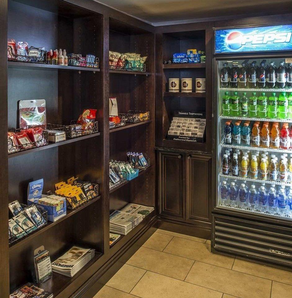 shelf building convenience store grocery store liquor store machine store vending machine