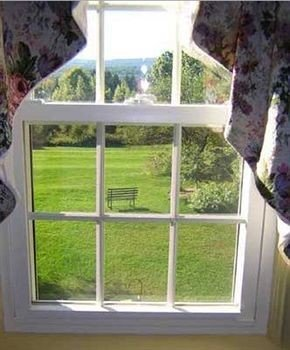 grass building window seat outdoor structure sash window cottage porch