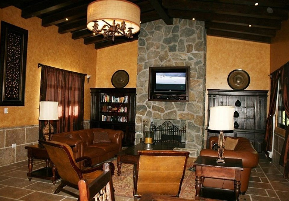 property building recreation room home living room cottage