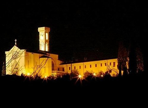 night building light darkness evening lighting place of worship tower distance