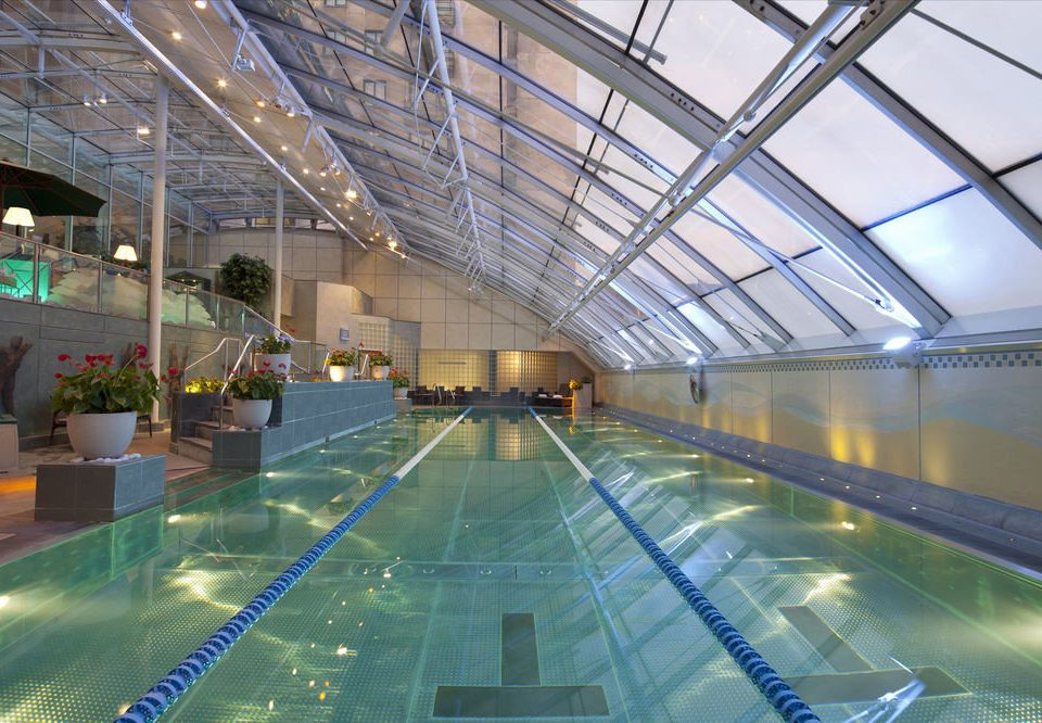 swimming pool leisure building leisure centre daylighting