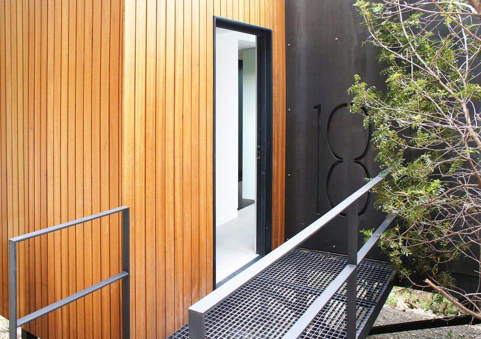 building property handrail hardwood door home outdoor structure siding