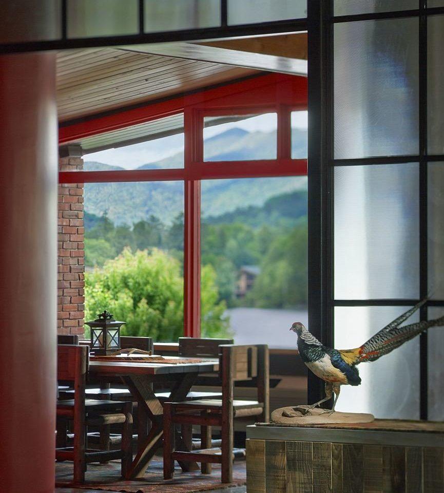 building property home living room window blind window treatment door loft