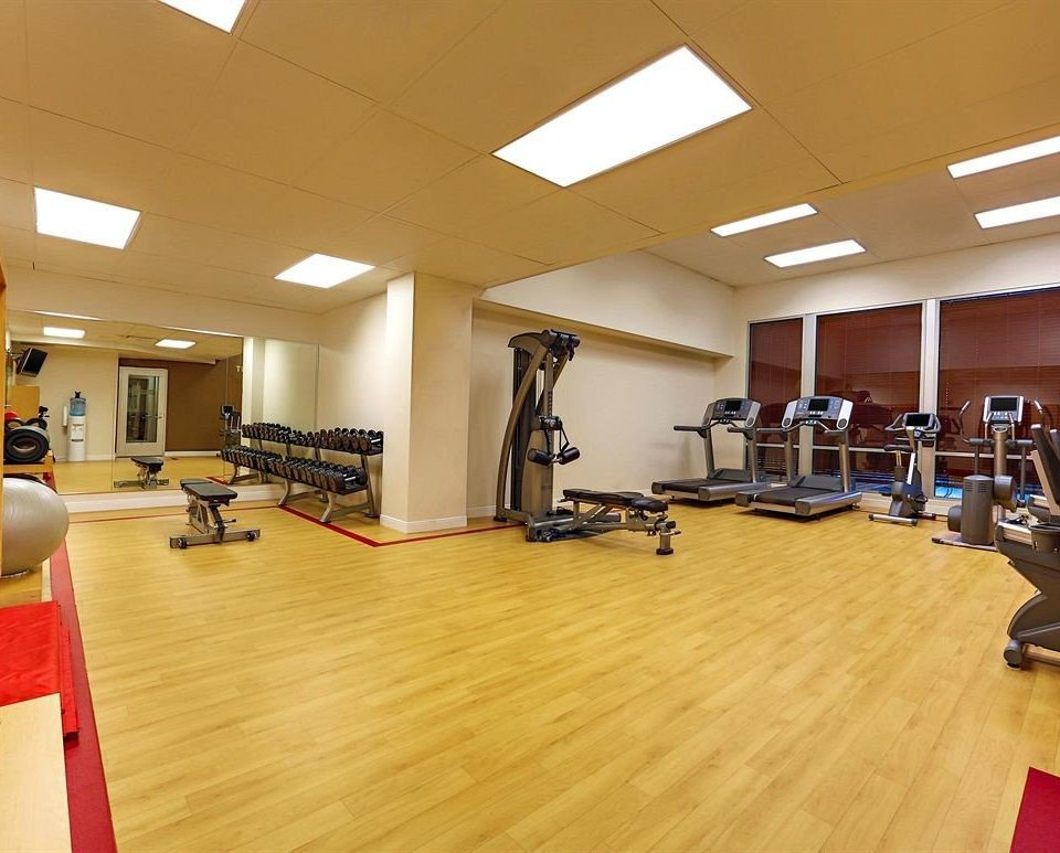 structure gym building sport venue sports physical fitness flooring recreation room hard