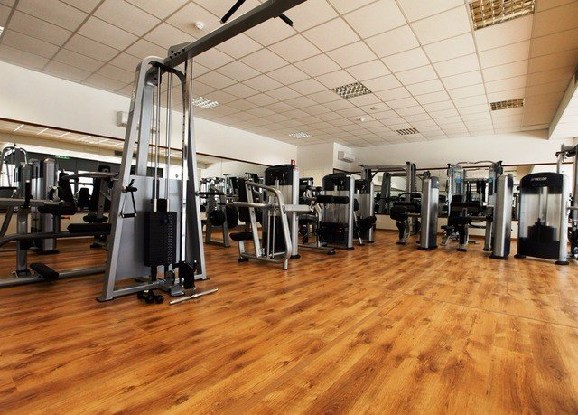structure gym building sport venue flooring hard