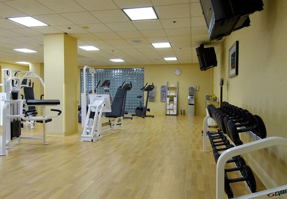 structure property building sport venue gym flooring hard