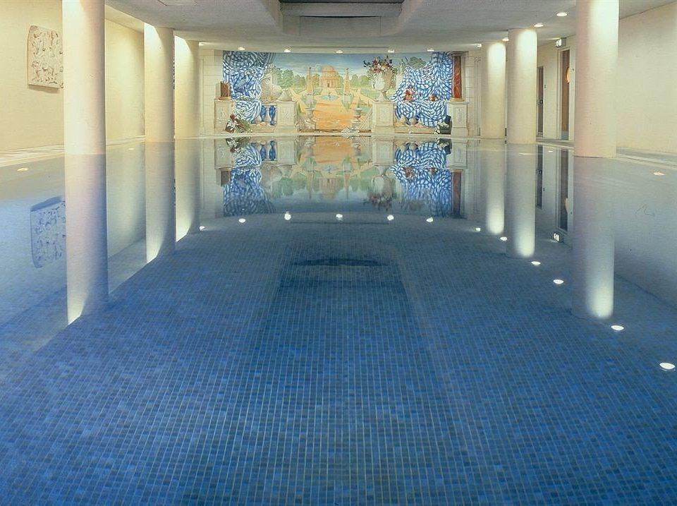 property building flooring swimming pool hall