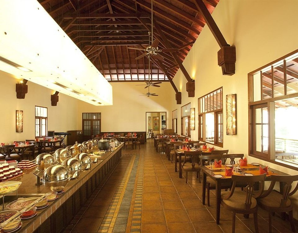 building restaurant function hall
