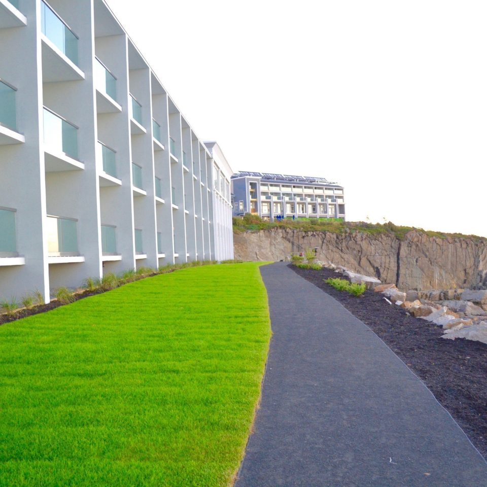 grass property walkway building residential area green lawn stone