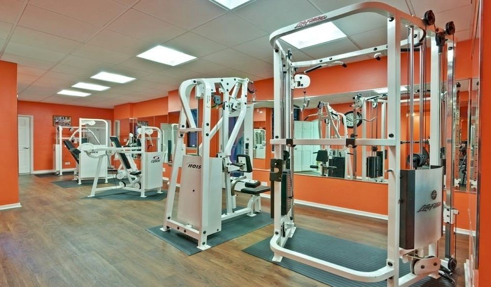 structure gym sport venue building muscle physical fitness