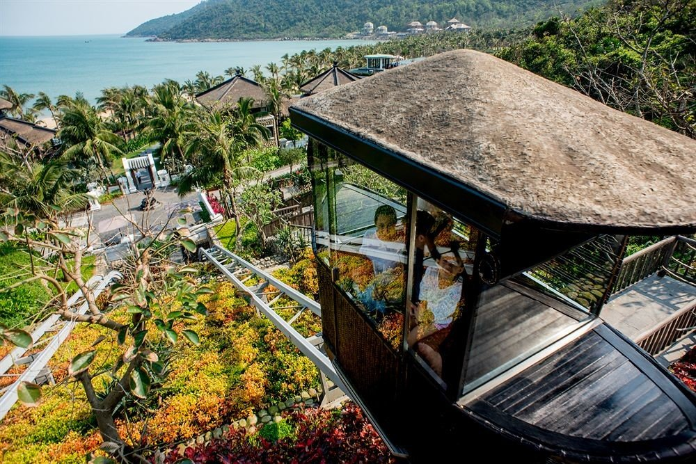 building plant tree leisure house landscape overlooking stone
