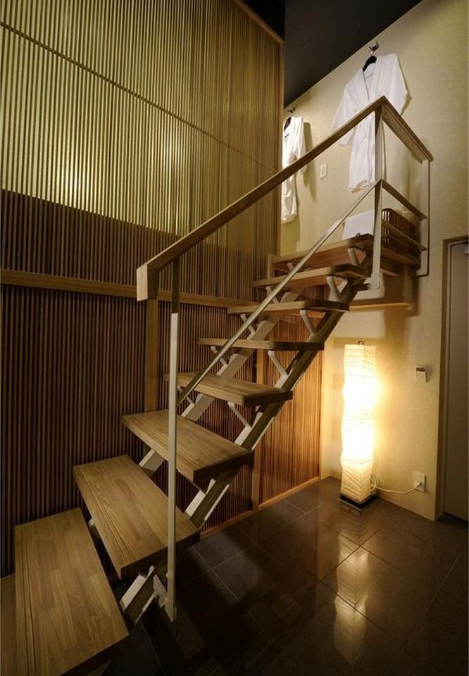 stairs property building house loft