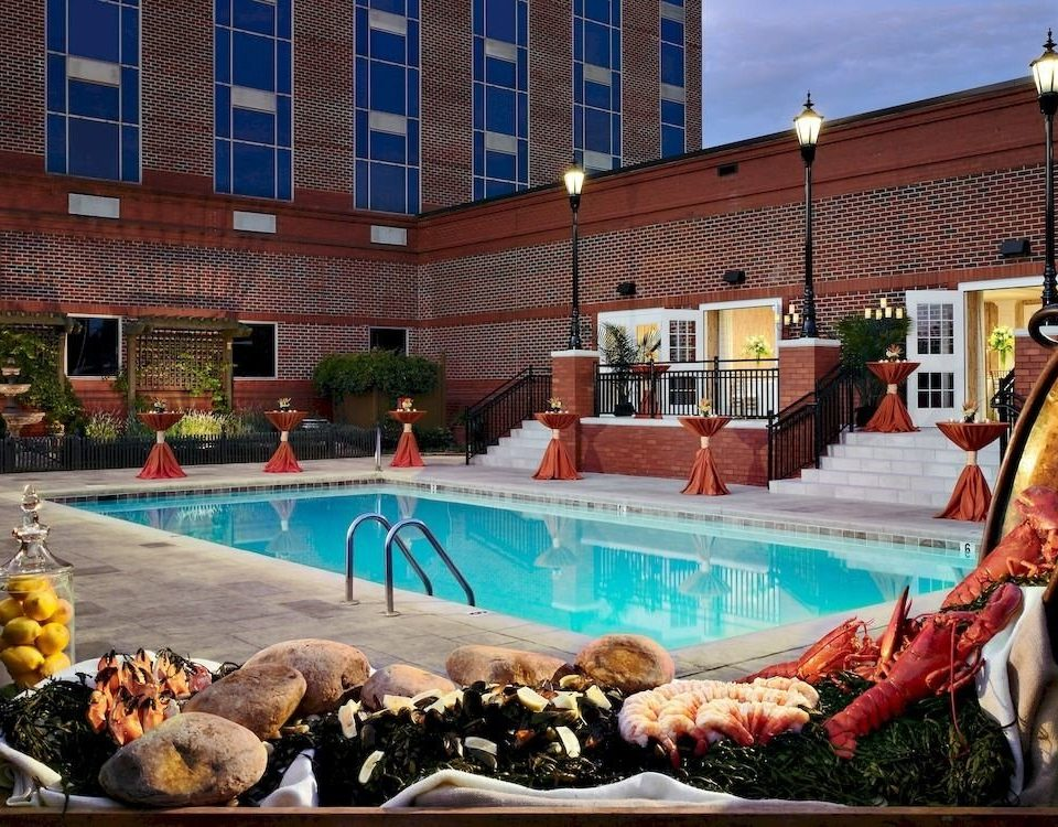 building leisure swimming pool vegetable water feature