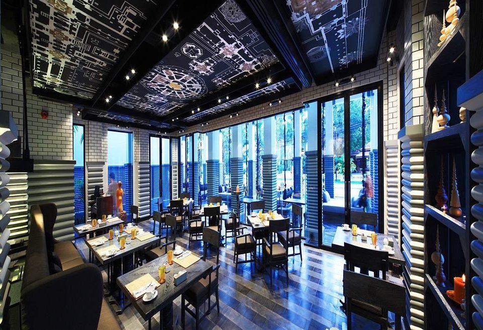 building restaurant