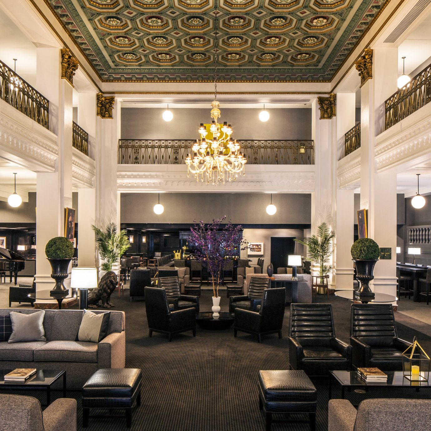 Buildings City Cultural Historic Lobby property living room home mansion condominium ballroom