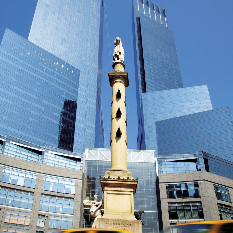 Buildings City Elegant Exterior Luxury building sky yellow landmark skyscraper vehicle tower monument
